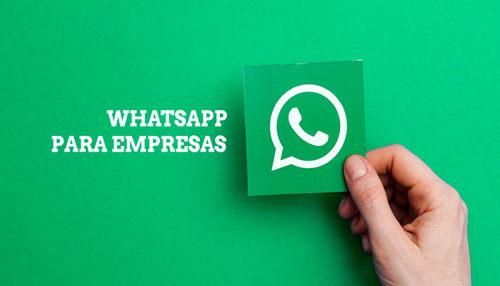 Verificación de la cuenta comercial de WhatsApp