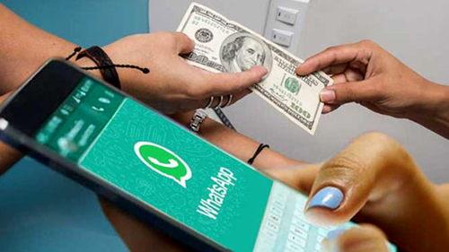 La estafa de WhatsApp de pago